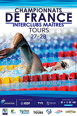 28-01 SUPERBE PERFORMANCE AUX FRANCE INTERCLUB MASTER 2018